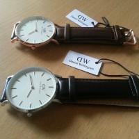 Jam tangan Daniel Wellington with original box (Grade Ori) Sheffield-