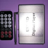 USB/SD Card MP3 Player
