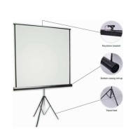 harga Screen Projector/Layar Manual Proyektor 70