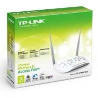 TP-Link TL-WA801ND : 300 Mbps Wireless N Access Point