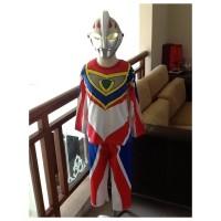 harga Kostum Superhero Anak Ultraman Topeng Plastik S Tokopedia.com