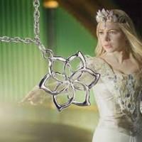harga Kalung The Lord Of The Ring Cantik, Perak 925 Lapis Emas Putih 18k Tokopedia.com