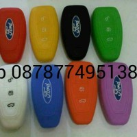 Ford new Fiesta, ecosport, ranger keyless cover remote silicon