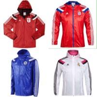 adidas jacket TT parasut club original bnwt murah