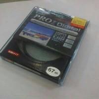 Filter UV Kenko Pro1 67mm