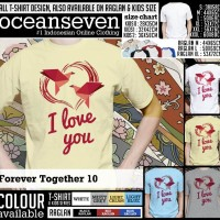 Kaos OceanSeven - Forever Together 6 - 10