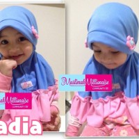"Jilbab Anak Instan ""NADIA"" by MIULAN"