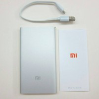 harga Powerbank Power Bank Xiaomi Slim Original 5000 Mah Tokopedia.com