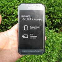 samsung GALAXY XCOVER 3, new, hape outdoor tangguh