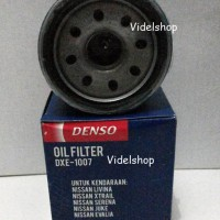 harga Filter Oli Denso Untuk Xtrail, Livina, Serena, Datsun Go Tokopedia.com