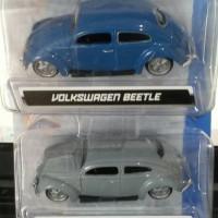 diecast miniatur mobil miniatur bburago vw beetle 1961