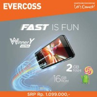 EVERCOSS A75A WINNER Y ULTRA - 5