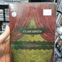 DVD KLA PROJECT - KONSER KLA KUSTIK