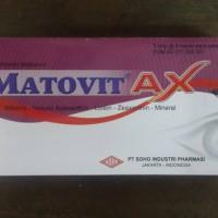 harga Matovit Ax Tokopedia.com