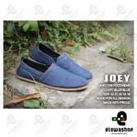 JOEY FOOTWEAR - AMAZE BLUR BLUE