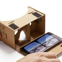 GOOGLE CARDBOARD/ CARD BOARD VIRTUAL REALITY FOR ANDROID IOS
