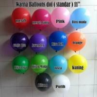 Harga Balon Doff Travelbon.com