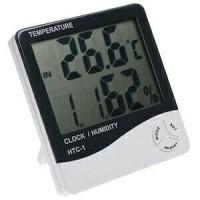 Jual digital thermometer ang hygrometer htc-1 Murah