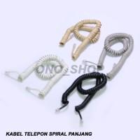 Kabel Telepon Spiral Era Panjang