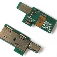 modul sim card reader board untuk lenovo p780