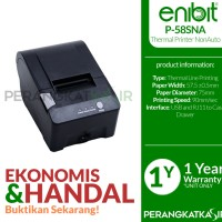 Printer Kasir Thermal Pos Receipt 58mm (S) /USB, Enibit