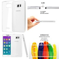 Silicon Hardcase Casing Clear Case Oppo Mirror R819 / Find Way S U707