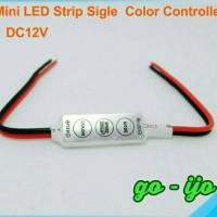 LED Controller / Modul Pengatur LED Dimmer / Animasi / Kedip