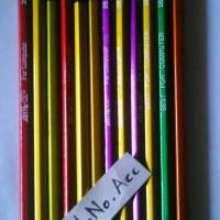 Pensil 2b Warna Warni Murah