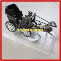 Parfum Kereta Kuda Classic Silver