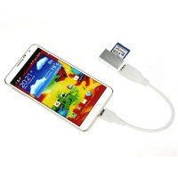 OTG Samsung Galaxy Note 3 / Kabel Adapter Note 3 to USB Female
