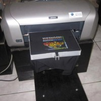 harga tutorial printer DTG epson R230+cd acrorip Tokopedia.com