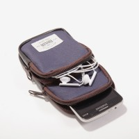 harga Pouch Smart Phone 406 Blue taylor fine goods tempat handphone unik Tokopedia.com
