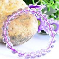 harga Gelang Batu Natural Kecubung ASLI 6mm ( Purple Circle Bracelets) Tokopedia.com