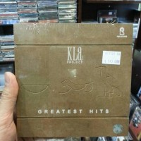 CD KLA PROJECT - GREATEST HITS (2CD) PACKING BOX KAYU