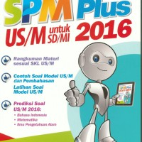 SPM PLUS US/M SD/MI 2016- BUKU ERLANGGA