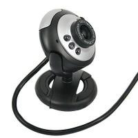 Snowwolf M26 Mini USB Webcam with 6 LED Night Vision