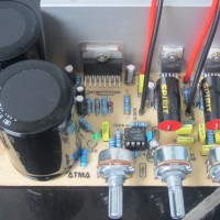 harga Kit Power Amplifier 21 Sistem Subwoofer Tda7294 Satelit Lm1875 Tokopedia.com