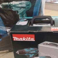 MAKITA LCT 204 Mesin Bor dan Impact Obeng (2 Battery 1 Charger)