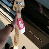 fender jazz bass original made in mexico