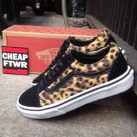 Harga Sepatu Vans Leopard Travelbon.com