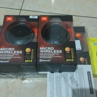 JBL Micro Wireless Speaker Baru Ori