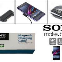 Kabel Data Sony Magnetic Xperia Z1 / Z2 / Z Ultra / Z1 / Kabel Charger Sony
