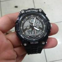 harga Jam Tangan Pria Fortuner Ccr653 ( Rolex Omega Tissot Swiss Army Seiko) Tokopedia.com