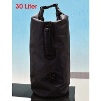 harga Inflated Outdoor Drifting Waterproof Bucket Dry Bag 30 Liter Tokopedia.com