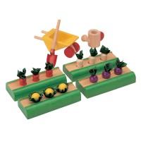 Plan Toys Vegetable Garden - PT9844