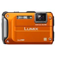Panasonic Lumix DMC FT3 - 12 MP - Orange