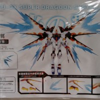 Custom Wing Effect MG Strike Freedom / FBM Gundam 1/100