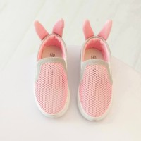 Shoes  Girl  B10801 ~ Pink Rabbit
