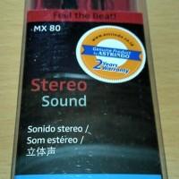 Sennheiser Stereo Sound MX80 Super Bass
