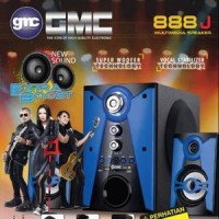 harga speaker Multimedia GMC 888J Tokopedia.com
